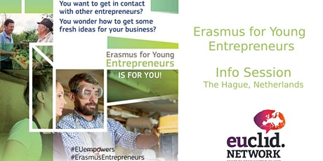 Erasmus for Young Entrepreneurs Info Session tickets