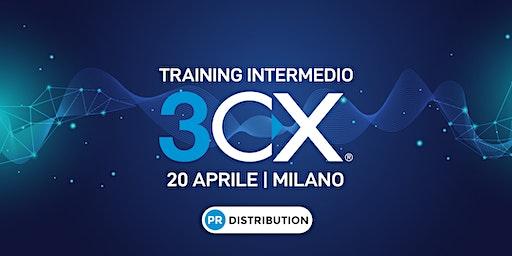 Training Intermedio 3CX - Milano