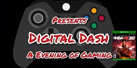 Digital Dash tickets