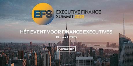 Executive Finance Summit 2020 tickets