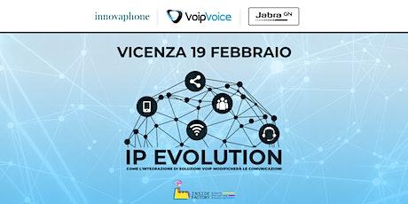 IP Evolution biglietti