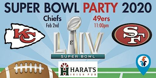 Harat's Super Bowl 2020 LIVE Party