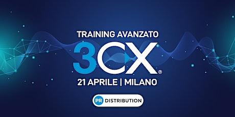 Training Avanzato 3CX - Milano biglietti