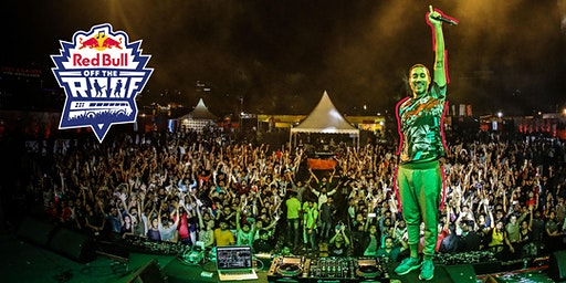 Red Bull Off the Roof | Nucleya & Reggae Rajahs |