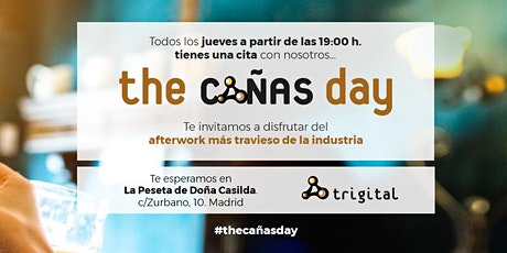 The Cañas Day 30/01/2020 entradas
