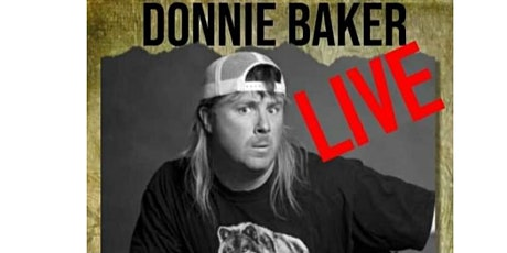 Donnie Baker Comedy tickets