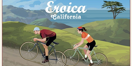 Eroica California Expo (Vendor/Swap Meet)