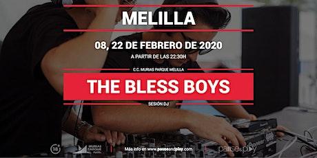 Sesión DJ The Bless Boys en Pause&Play Melilla entradas