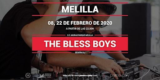 Sesión DJ The Bless Boys en Pause&Play Melilla