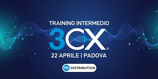Training Intermedio 3CX - Padova