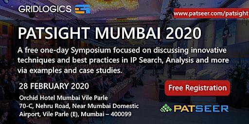 PatSight – IP Symposium by Gridlogics @ Mumbai