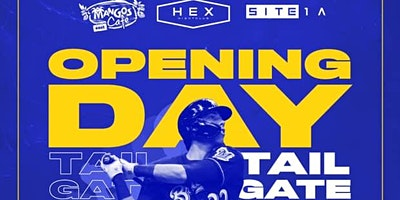 Brewers Opening Day Tailgate Party