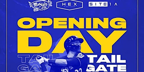 Brewers Opening Day Tailgate Party tickets
