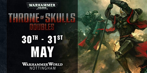 Warhammer 40,000 Throne of Skulls Doubles