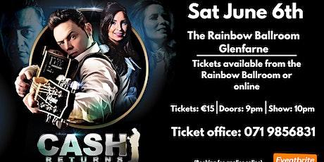CASH RETURNS | Johnny Cash & June Carter Live Show | The Rainbow Ballroom tickets