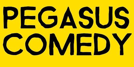 Pegasus Comedy tickets