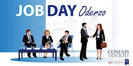 JOB DAY Oderzo | opportunità e strumenti agevolativi per le aziende biglietti