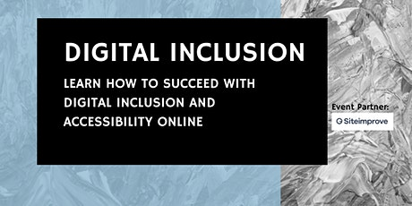 Learn how to succeed with digital inclusion and accessibility online tickets