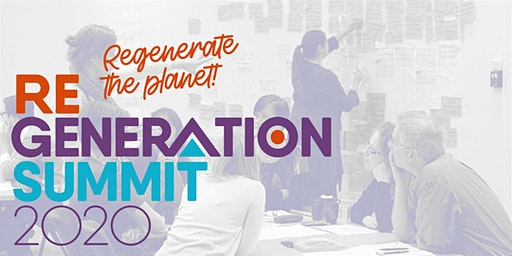 The REGENERATION SUMMIT  2020 in Stockholm - Standing for a Better Future!