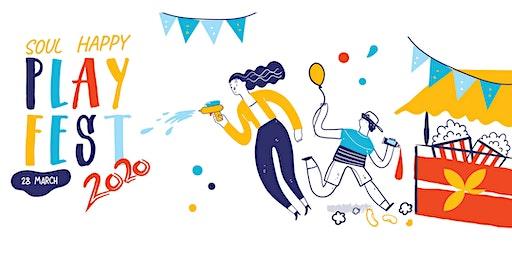 Soul Happy Play Fest 2020