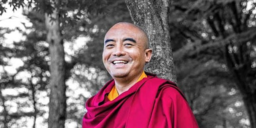 Yongey Mingyur Rinpoche - Route to Joy of Living @ Nepal, 9th-14th Apr 2020