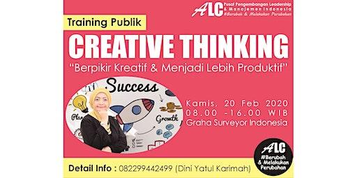 Public Training Jakarta 2020