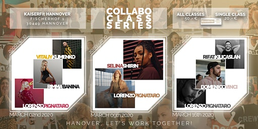 Start2Dance - Collabo Class Series Hannover