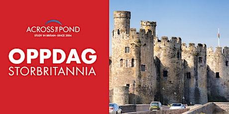 Oppdag Storbritannia - Stavanger tickets