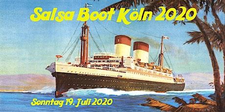 Salsa Boot Köln 2020 - Sonntag 19. Juli 2020 Tickets
