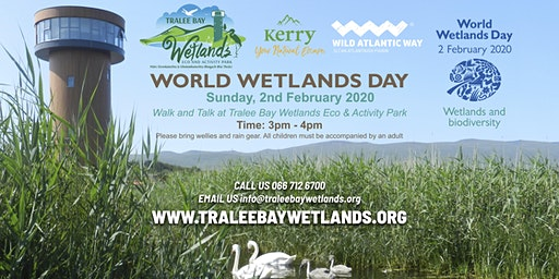 Walk and Talk for World Wetlands Day 2020