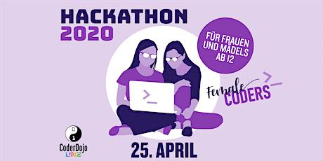 Women & Girls Hackathon 2020 Tickets