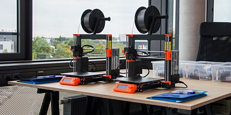 3D-Druck Informationsveranstaltung Tickets