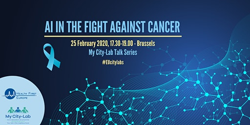 My City-Lab Talk Series Meeting: AI in the Fight Against Cancer