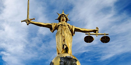 Misjustice: is the justice system failing women? tickets