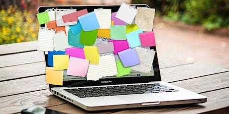 Organisational Skills Webinar tickets