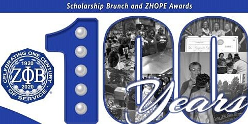 Scholarship Brunch & ZHOPE Awards