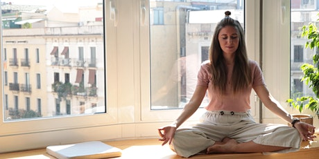 Taller de Mindfulness: reduce el estrés de tu vida entradas