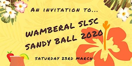 2020 Sandy Ball tickets