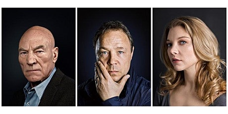Lighting portraits masterclass   With celebrity portraitist Rory Lewis and Bowens tickets