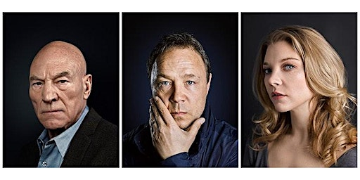 Lighting portraits masterclass | With celebrity portraitist Rory Lewis and Bowens