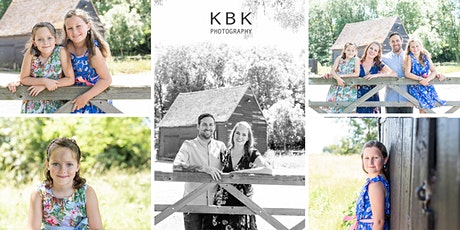 KBK Photography Family Photo Sessions tickets