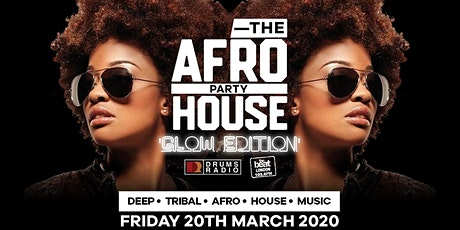 The Afrohouse Party - 'Glow Edition' tickets