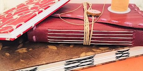 Book Binding with Bridget tickets