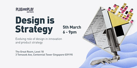 Design is Strategy tickets