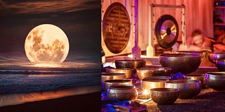 Super Full Moon Sound Healing - Bondi  tickets