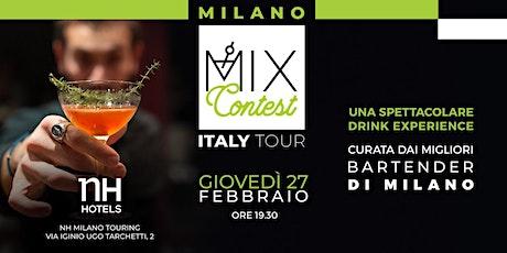 Mix Contest Milano biglietti
