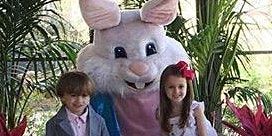 Easter Bunny Pictures at Southern Hotel with Heidi Bowers