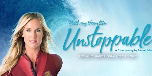 Bethany Hamilton: UNSTOPPABLE [2019]