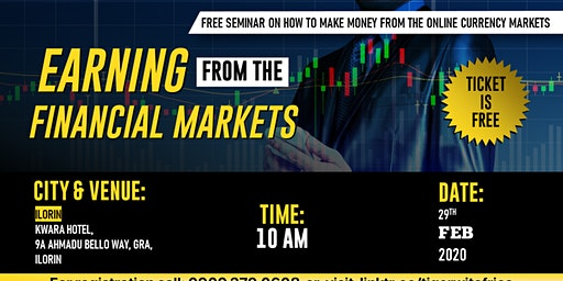 ILORIN CURRENCY TRADING SEMINAR