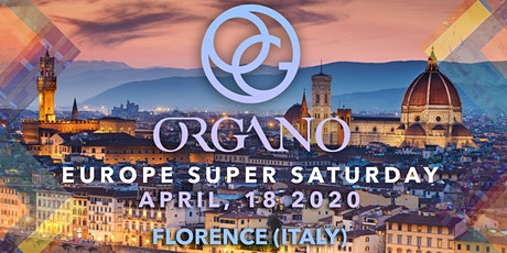 Organo Europe Super Saturday tickets